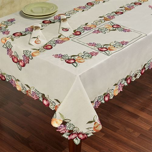 Fruitful Table Linens