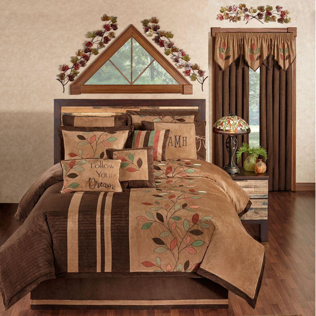 Leafbrook Comforter Set