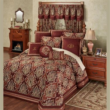 Ravenna Grande Bedspread